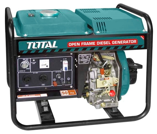 Picture of Generator Diesel Open Frame - 13.5L