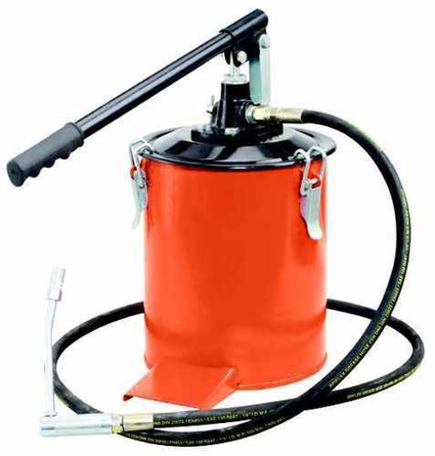 Picture of JTW Grease Bucket Manual - 15 kg