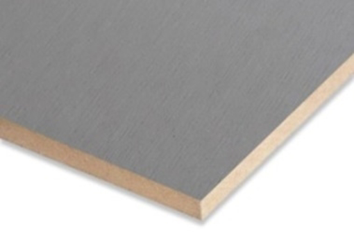 Picture of SILVER MELAMINE MDF  122CM*244CM*18MM