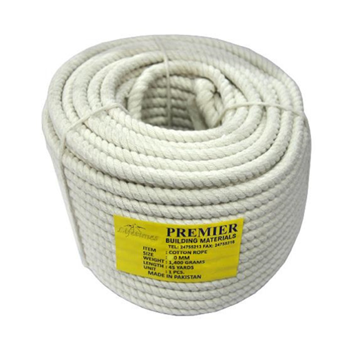 Cotton Rope - 3 mm