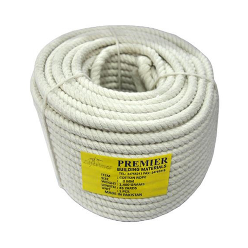 Cotton Rope - 6 mm