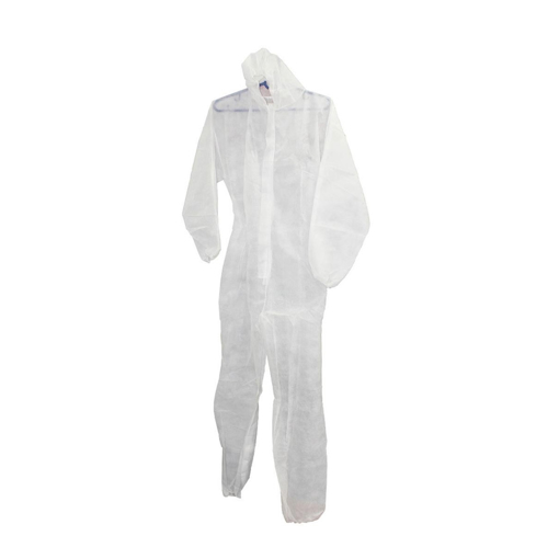Picture of Polypropylene Disposable Safety Coverall, Size 3XL